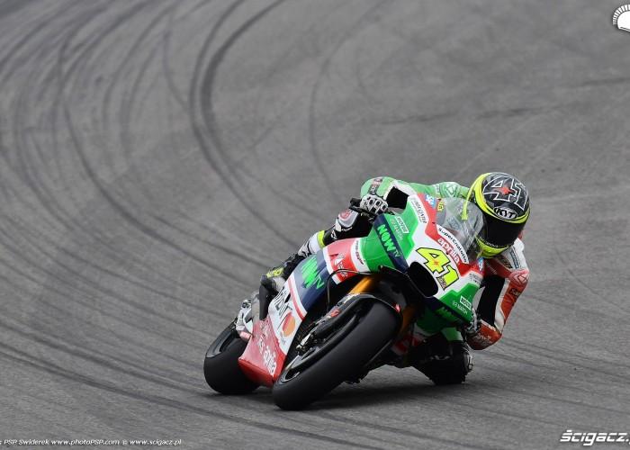 MotoGP Sachsenring Aleix Espargaro 41 Aprilia Gresini 21