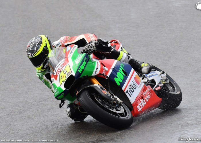 MotoGP Sachsenring Aleix Espargaro 41 Aprilia Gresini 23