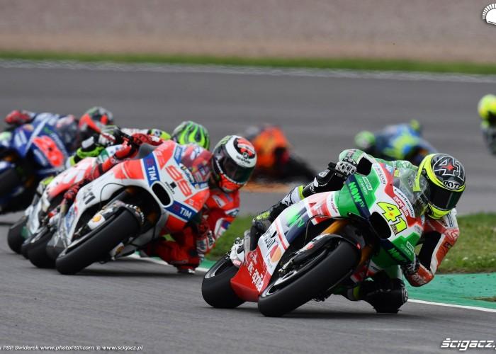 MotoGP Sachsenring Aleix Espargaro 41 Aprilia Gresini 26