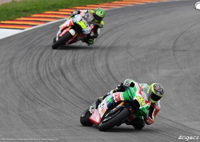 MotoGP Sachsenring Aleix Espargaro 41 Aprilia Gresini 3