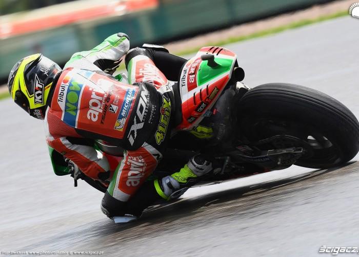 MotoGP Sachsenring Aleix Espargaro 41 Aprilia Gresini 7
