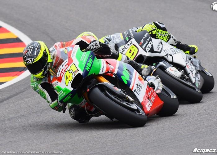 MotoGP Sachsenring Aleix Espargaro 41 Aprilia Gresini 9