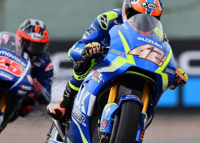 MotoGP Sachsenring Alex Rins 42 Ecstar Suzuki 10