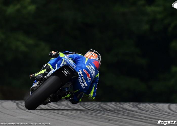 MotoGP Sachsenring Alex Rins 42 Ecstar Suzuki 6