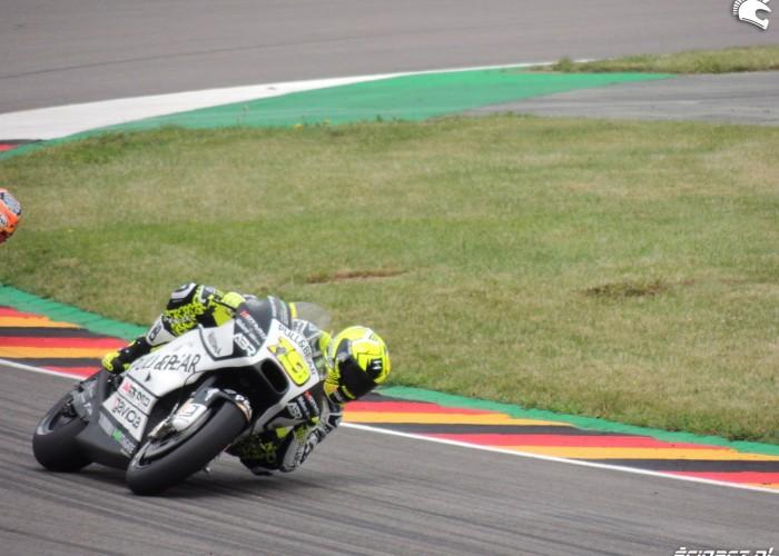 MotoGP Sachsenring Alvaro Bautista Ducati 19 1