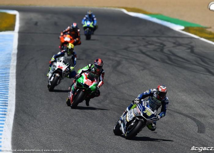 3 MotoGP Jerez Loriz Baz 78 Ducati Avintia Reale wyscig B 3