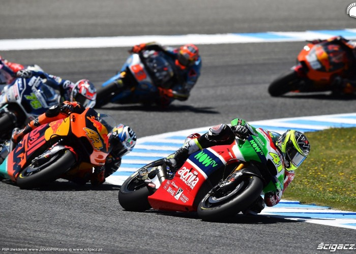 9 MotoGP Jerez Aleix Espargaro Aprilia 41 wyscig B 4