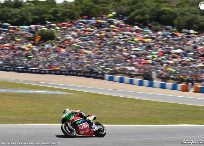 MotoGP Jerez Aleix Espargaro Aprilia 41 wyscig B 8
