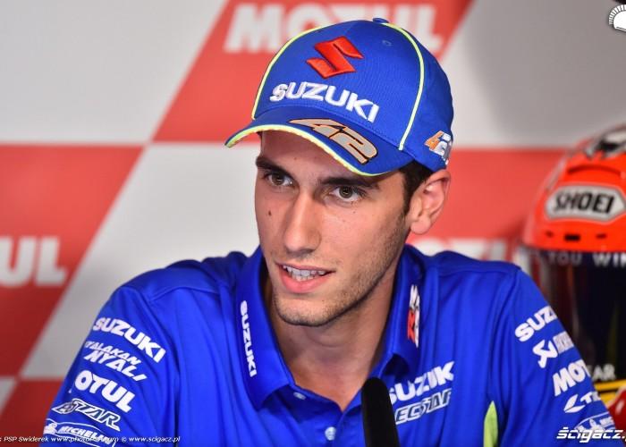 MotoGP Assen TT Motul Alex Rins Ecstar Suzuki 3