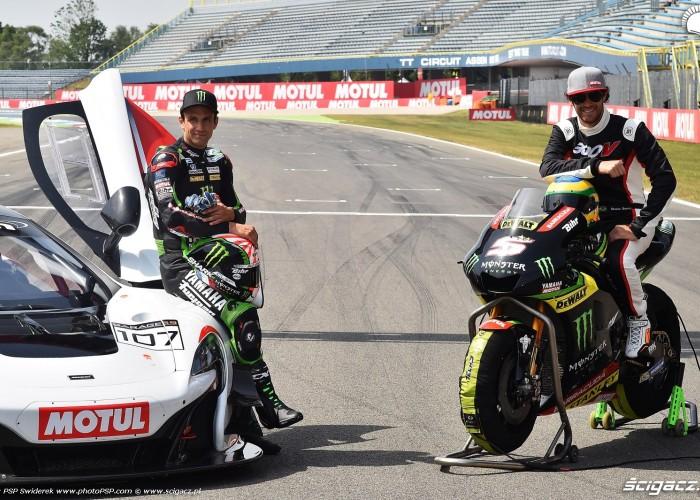 MotoGP Assen TT Motul Bruno Senna Johann Zarco Yamaha Tech3 Monster 10
