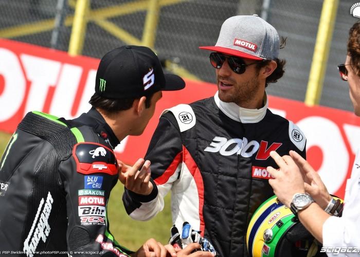 MotoGP Assen TT Motul Bruno Senna Johann Zarco Yamaha Tech3 Monster 11