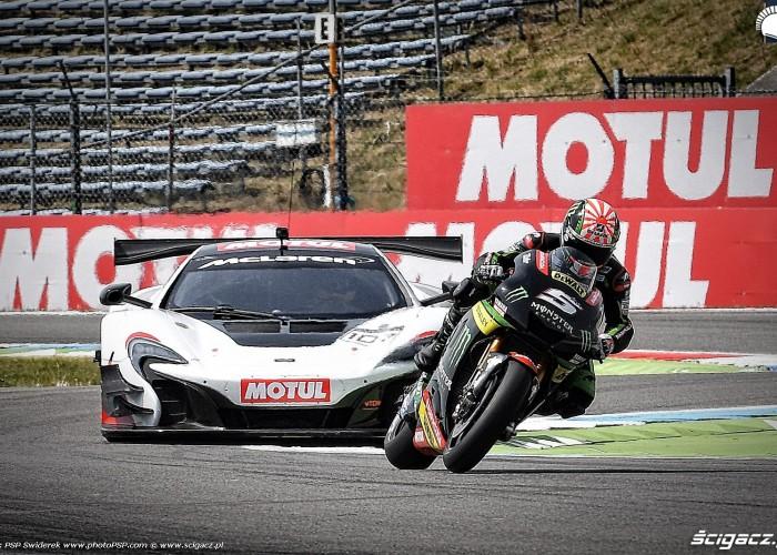 MotoGP Assen TT Motul Bruno Senna Johann Zarco Yamaha Tech3 Monster 12