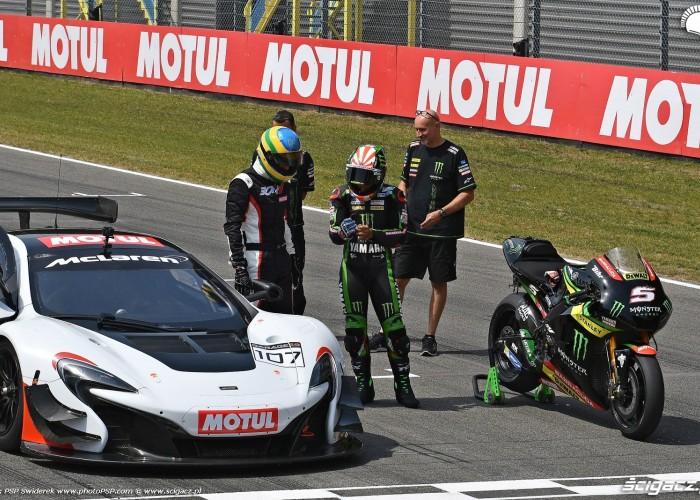 MotoGP Assen TT Motul Bruno Senna Johann Zarco Yamaha Tech3 Monster 14