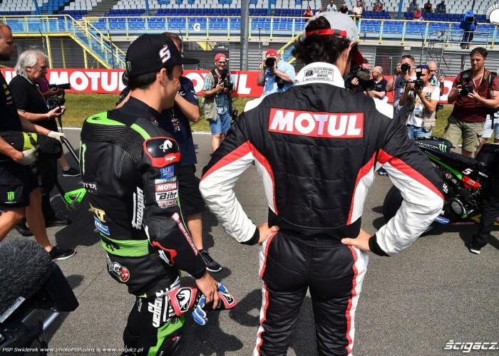 MotoGP Assen TT Motul Bruno Senna Johann Zarco Yamaha Tech3 Monster 2
