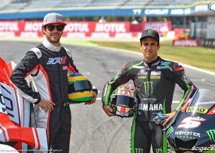 MotoGP Assen TT Motul Bruno Senna Johann Zarco Yamaha Tech3 Monster 7