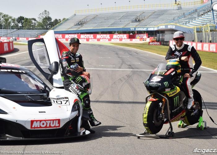 MotoGP Assen TT Motul Bruno Senna Johann Zarco Yamaha Tech3 Monster 8