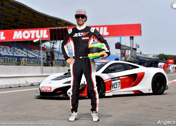 MotoGP Assen TT Motul Bruno Senna Mc Laren 1