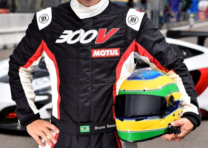 MotoGP Assen TT Motul Bruno Senna Mc Laren 11