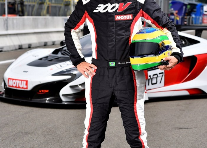 MotoGP Assen TT Motul Bruno Senna Mc Laren 12