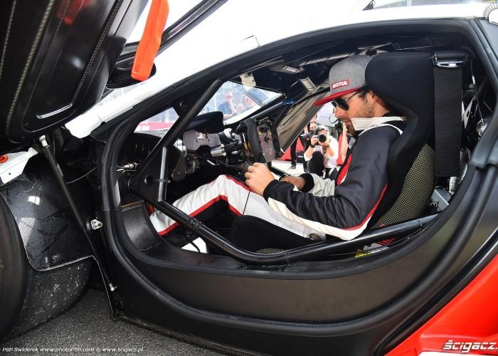 MotoGP Assen TT Motul Bruno Senna Mc Laren 2