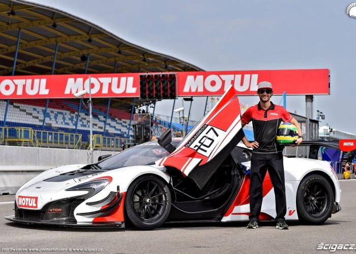 MotoGP Assen TT Motul Bruno Senna Mc Laren 6