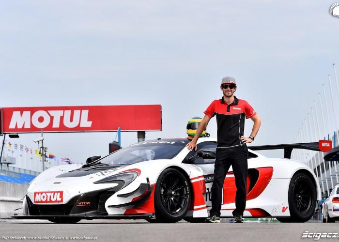 MotoGP Assen TT Motul Bruno Senna Mc Laren 7