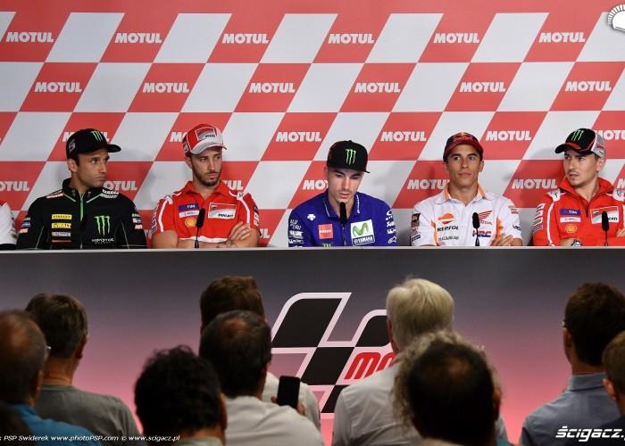 MotoGP Assen TT Motul interview 1
