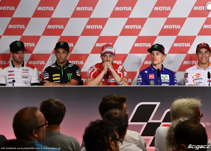 MotoGP Assen TT Motul interview 2