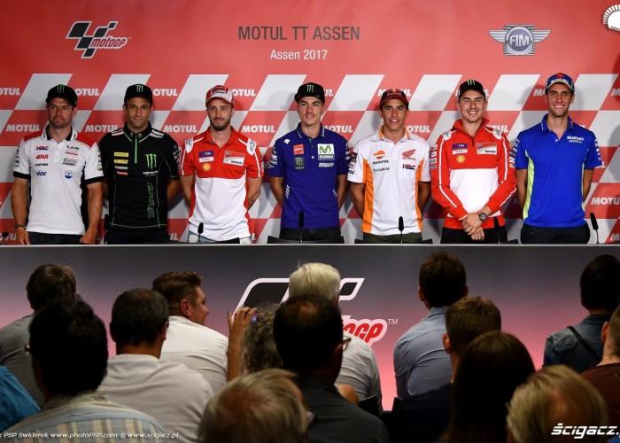 MotoGP Assen TT Motul interview 3