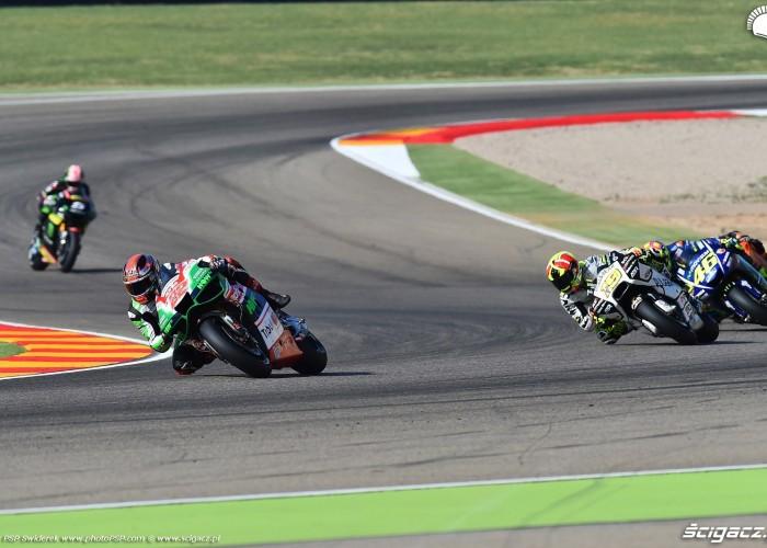 MotoGP Aragon Aprilia Gresini 22 Sam Lowes 12