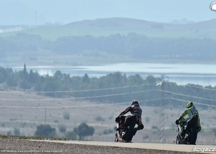 MotoGP Aragon Aprilia Gresini 22 Sam Lowes 13