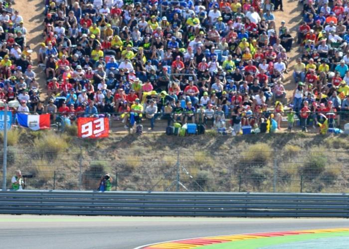 MotoGP Aragon Aprilia Gresini 22 Sam Lowes 16