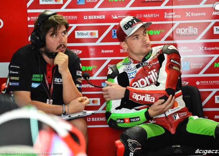 MotoGP Aragon Aprilia Gresini 22 Sam Lowes 2