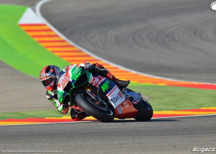 MotoGP Aragon Aprilia Gresini 22 Sam Lowes 5