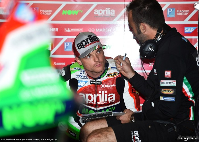 MotoGP Aragon Aprilia Gresini 22 Sam Lowes 6