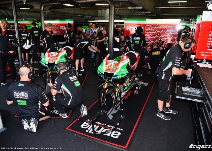 MotoGP Aragon Aprilia Gresini 22 Sam Lowes 7