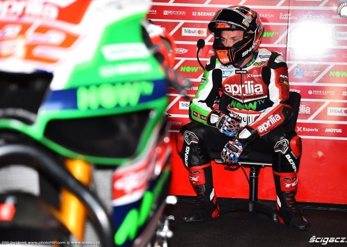 MotoGP Aragon Aprilia Gresini 22 Sam Lowes 8