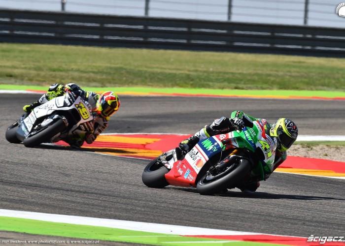 MotoGP Aragon Aprilia Gresini 41 Aleix Espargaro 1