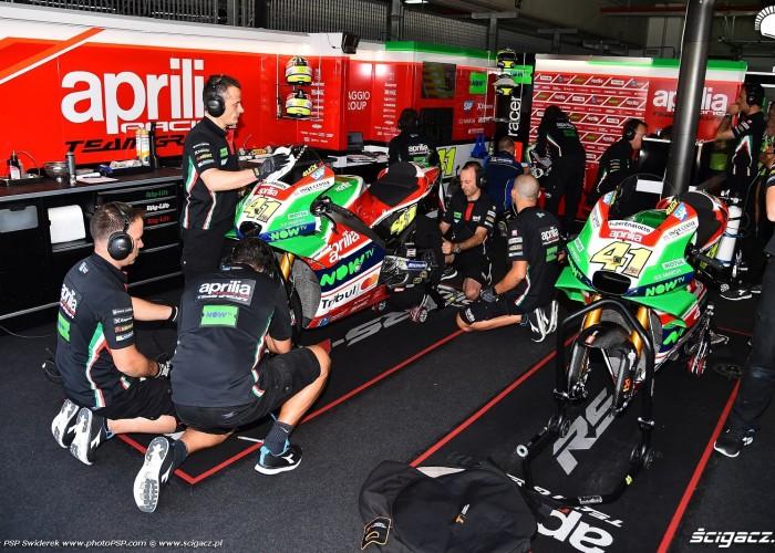 MotoGP Aragon Aprilia Gresini 41 Aleix Espargaro 10