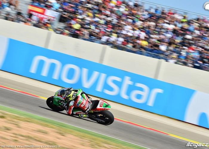 MotoGP Aragon Aprilia Gresini 41 Aleix Espargaro 15