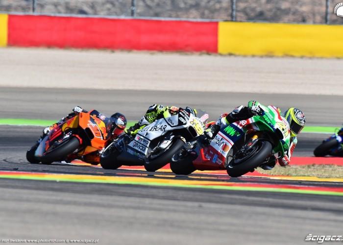 MotoGP Aragon Aprilia Gresini 41 Aleix Espargaro 17