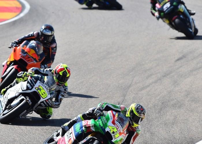 MotoGP Aragon Aprilia Gresini 41 Aleix Espargaro 18