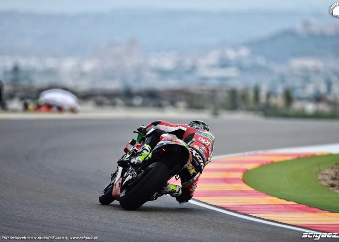 MotoGP Aragon Aprilia Gresini 41 Aleix Espargaro 4