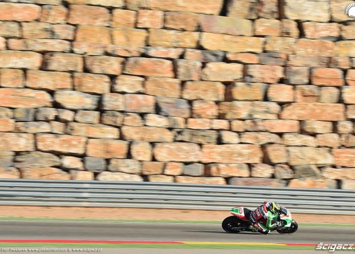 MotoGP Aragon Aprilia Gresini 41 Aleix Espargaro 6