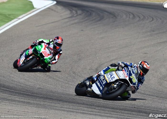 MotoGP Aragon Avintia Ducati 76 Loris Baz 1