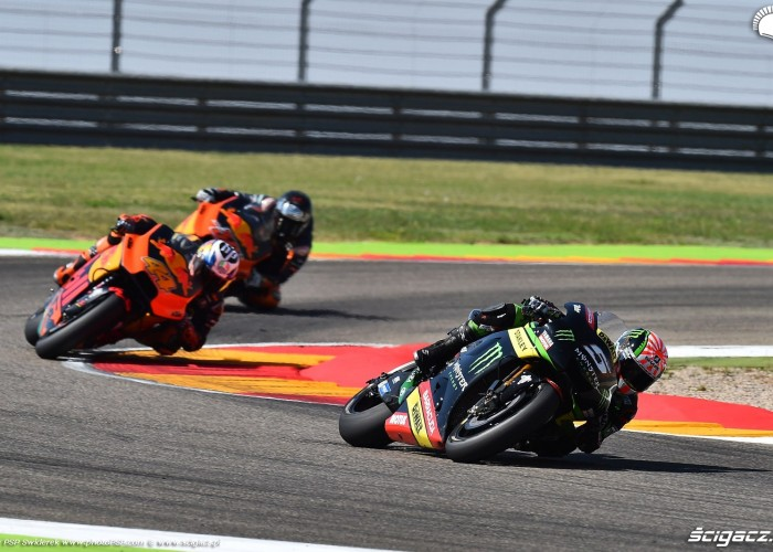 MotoGP Aragon Monster Tech3 Yamaha 5 Johann Zarco 24