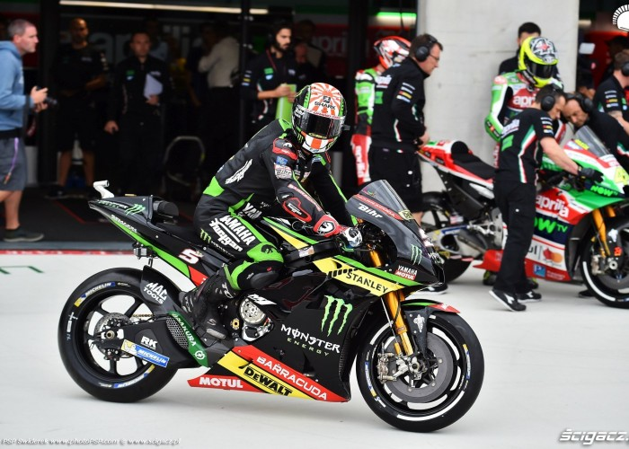 MotoGP Aragon Monster Tech3 Yamaha 5 Johann Zarco 3