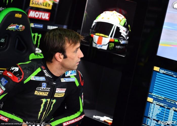 MotoGP Aragon Monster Tech3 Yamaha 5 Johann Zarco 4