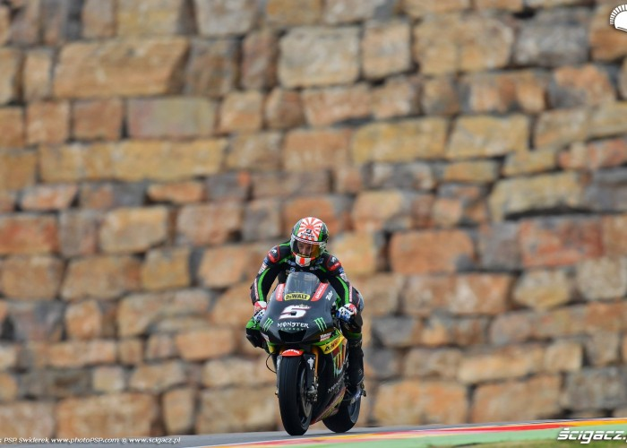 MotoGP Aragon Monster Tech3 Yamaha 5 Johann Zarco 6