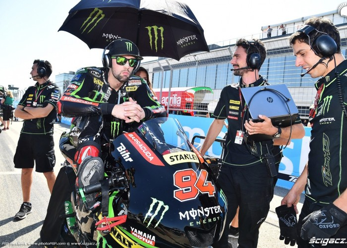 MotoGP Aragon Monster Tech3 Yamaha 94 Jonas Folger 13